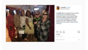 Pictures from Ashley Turner's 30th birthday